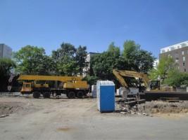 zdjęcie z budowy Dubois 9