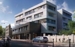zdjęcie z budowy Litevski Art Residence