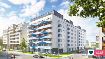 zdjęcie z budowy Nordic Mokotów
