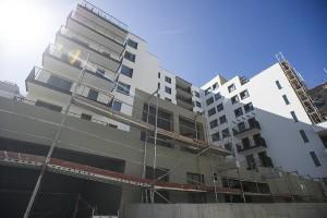 zdjęcie z budowy Woronicza