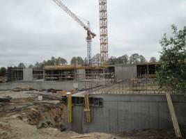 zdjęcie z budowy Osiedle Hemara