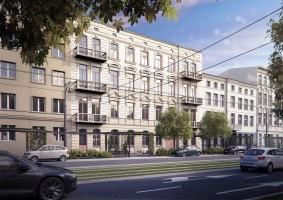 wizualizacje Rewitalizacja Centrum Łodzi - obszar nr 4