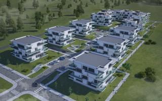 zdjęcie z budowy Osiedle Marina