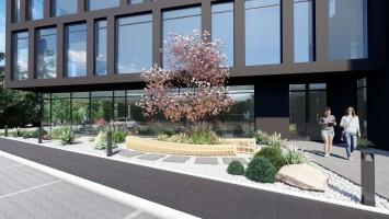 zdjęcie z budowy Biurowiec Qubb Offices