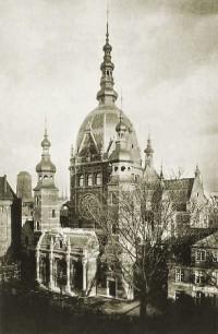 zdjęcie archiwalne Wielka Synagoga