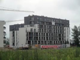 zdjęcie z budowy Osiedle Ursus Factory