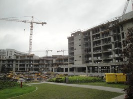 zdjęcie z budowy Osiedle Next Ursus