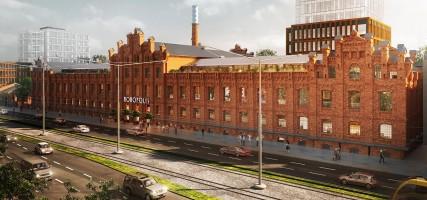 zdjęcie z przebudowy Monopolis