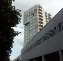 zdjęcie z budowy Activ Towers