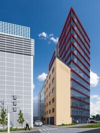 zdjęcie z budowy Resovia Office