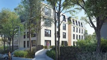 wizualizacje Apartamenty Sopot