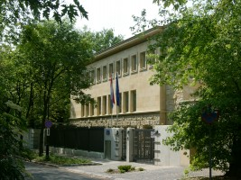 zdjęcie Ambasada Luksemburga