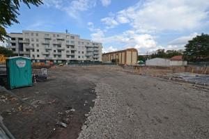 zdjęcie z budowy Kaskady Różanki