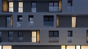 wizualizacje Apartamenty Navalia