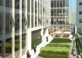 zdjęcie z budowy Metropoint Office