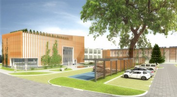 zdjęcie Budynek administracji samorządowej i jednostek Urzędu Miejskiego
