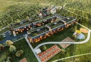 zdjęcie z budowy Sun &Snow Resorts Solina
