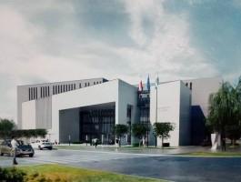 zdjęcie z budowy Sąd Rejonowy