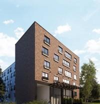 zdjęcie z budowy Gdańska Residence