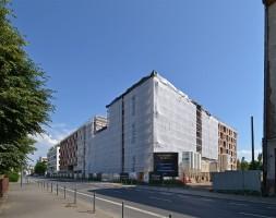 zdjęcie z budowy Braniborska 44