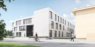 zdjęcie z budowy Centrum Kultury i Edukacji Muzycznej