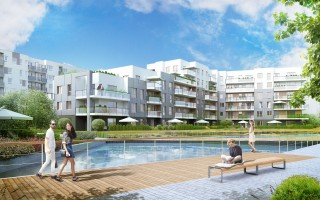 zdjęcie Lake Park Apartments