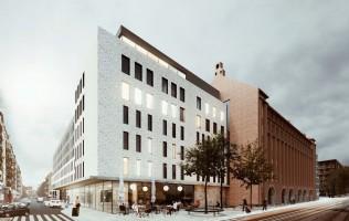 wizualizacje Vienna House Easy Wrocław