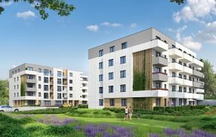 zdjęcie z budowy Apartamenty Wadowicka