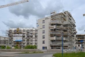 zdjęcie z budowy Rychtalska 20