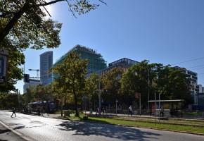 zdjęcie z budowy Biurowiec MidPoint71