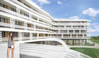 wizualizacje Hotel Arkop