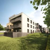 zdjęcie z budowy Moderno Łobzów