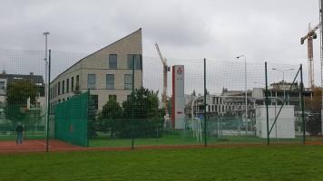 zdjęcie z budowy Award Business Park