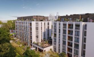 wizualizacje Apartamenty Bergera