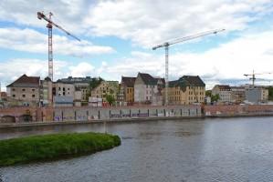 zdjęcie z przebudowy Black Bridge