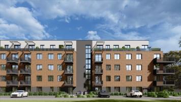 zdjęcie z budowy Apartamenty Cynamonowe