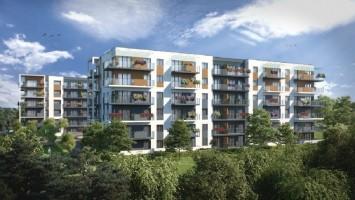 zdjęcie z budowy Apartamenty Zagajnikowa
