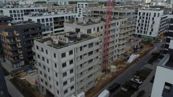 zdjęcie z budowy Stacja Kazimierz