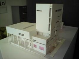wizualizacje Instytut Sztuki Wyspa