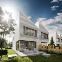 zdjęcie z budowy Modern House