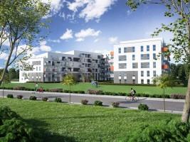 zdjęcie z budowy Murapol Parki Krakowa