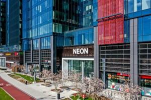 zdjęcie Biurowiec Neon