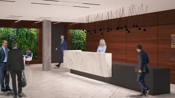 wizualizacje Kwadrat City Office