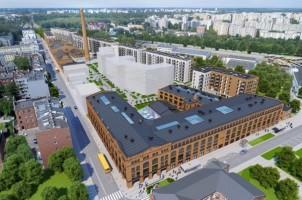 zdjęcie z przebudowy Bohema - Strefa Praga