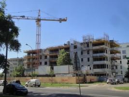 zdjęcie z budowy Conrada 3