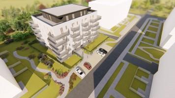 zdjęcie z budowy Apartamenty Piltza