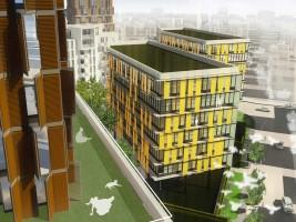 wizualizacje Rondo Towers
