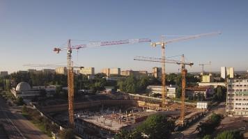 zdjęcie z budowy Centaurus