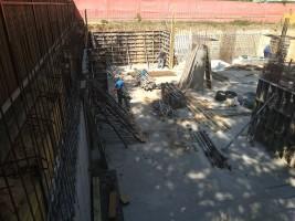 zdjęcie z budowy Willa Zbytki