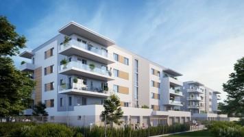zdjęcie z budowy Novo Park Apartamenty Retkinia